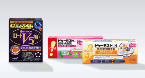 Our Brands | Rohto Pharmaceutical Co , Ltd